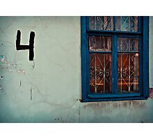 Four Rooms Photographic Print