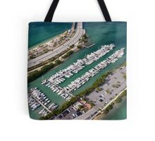Miami: Hobie Island Beach Park Tote Bag