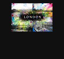 London Skyline View Collage  Unisex T-Shirt