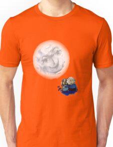 Blue Moon Romance Unisex T-Shirt