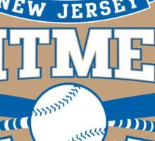 New Jersey Hitmen Sticker