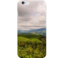 Tea Plantation & Forest iPhone Case/Skin