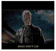 Jupiter Ascending Stinger (Sean Bean) Bees Don't Lie by PorscheJones