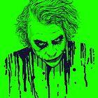 The Joker by nicebleed
