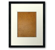 FAB Four & Bhaji – Cricket Stars  Framed Print