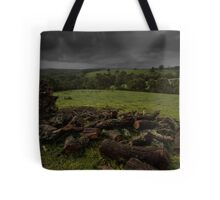 Dislocation Tote Bag