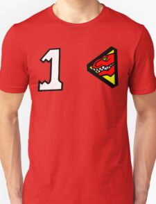 Dino Charge/Kyoryuger Red T-Shirt