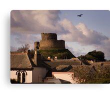 Launceston Castle Canvas Print