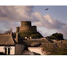 Launceston Castle Photographic Print