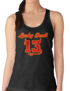 Lucky Devil 13 Women's Tank Top