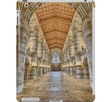 Sterling Library iPad Case/Skin