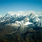 The Himalayas by Gethin