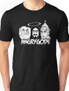 ANGRY GODS by Tai's Tees Unisex T-Shirt