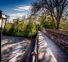 Chester Walkway by mlphoto