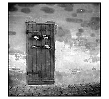 old mail • colmar, alsace • 2007 Photographic Print