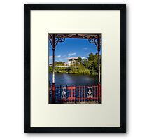 River Dee Framed Print