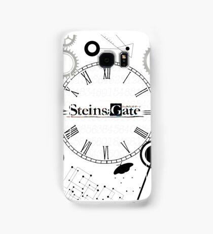 Steins;Gate - Logo (Phone Case and more) Samsung Galaxy Case/Skin