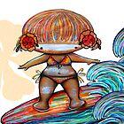 Malibu Missy by © Karin (Cassidy) Taylor