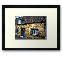 Lacock Cottage Framed Print
