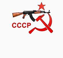 cccp star - ak47 Unisex T-Shirt