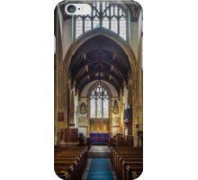 St Cyriac Church Lacock iPhone Case/Skin