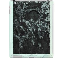 Maine USGS Historical Map Houlton SW 806769 1975 24000 iPad Case/Skin
