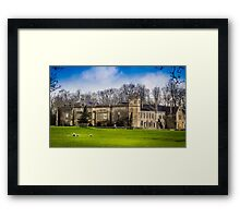 Lacock Abbey Framed Print