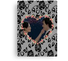 Beloved Adlock Canvas Print