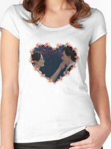 Beloved Adlock Women's Fitted Scoop T-Shirt