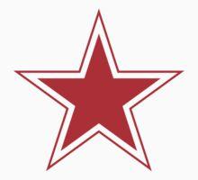 cccp russia star Kids Clothes