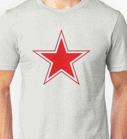 cccp russia star Unisex T-Shirt