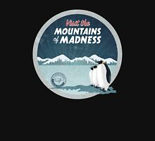 Visit the Mountains of Madness - Round T-Shirt