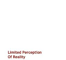 Limited Perception Of Reality by MissCellaneous