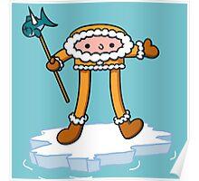 eskimo pi Poster