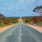 The straight and narrow,  Aussie style by georgieboy98