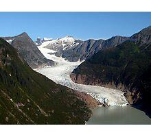 Glacier - Alaska Photographic Print