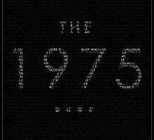 The 1975 Song List by LongLuke
