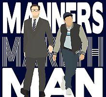 Manners Maketh Man by gunshotboy
