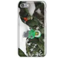 LEGO Mini Eskimo in Holly  iPhone Case/Skin