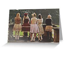 Lolitas Greeting Card