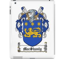 MacShanly (Roscommon) iPad Case/Skin