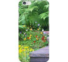 Garden Stairs iPhone Case/Skin