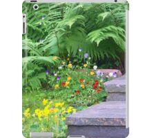 Garden Stairs iPad Case/Skin