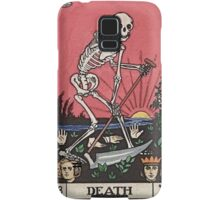 Death Tarot Samsung Galaxy Case/Skin