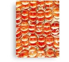 Lobster Tails Canvas Print