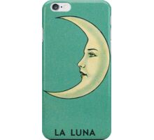 Luna Tarot iPhone Case/Skin