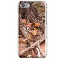 Strong roots, a good thing to have iPhone Case/Skin