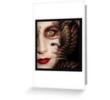 Seraphina Greeting Card