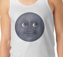 Moon Emoji Tank Top