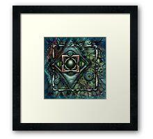 Fusion Framed Print